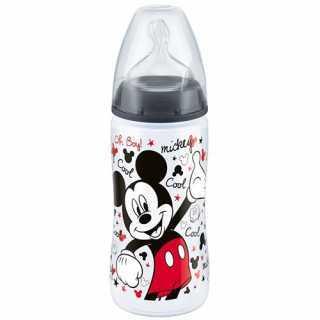 Biberon bébé First Choise Mickey Mouse 300 ml Nuk