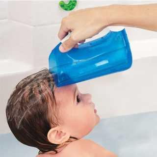 Rince Cheveux pour le Bain Bleu Munchkin