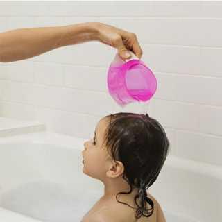 Rince Cheveux pour le Bain Rose Munchkin