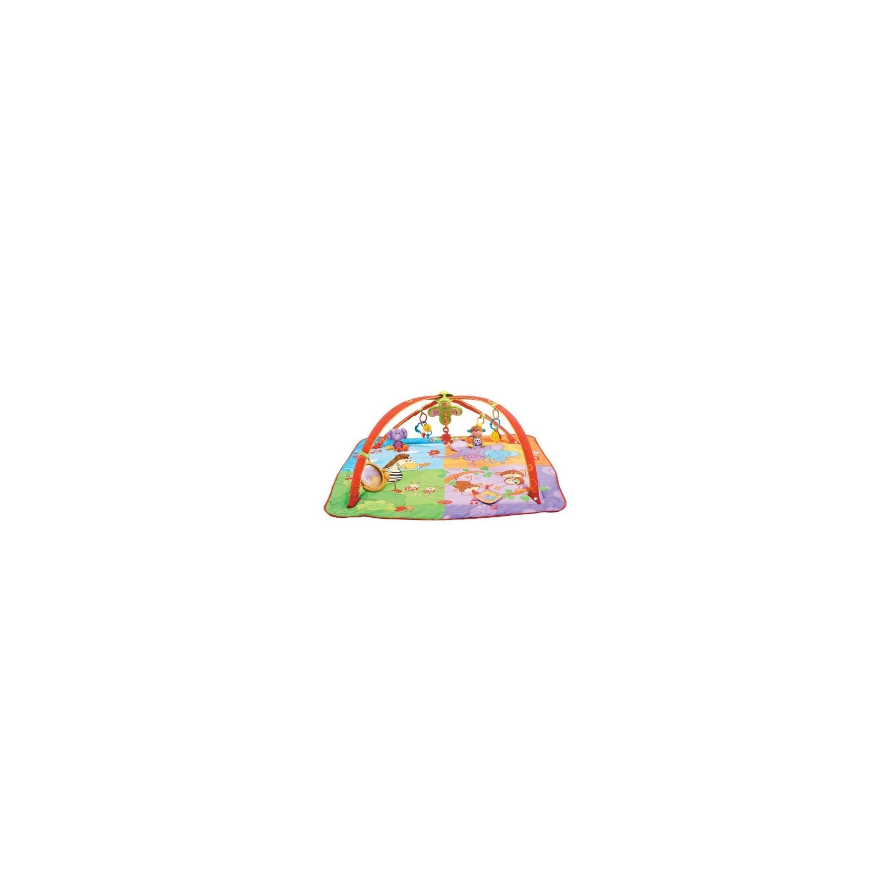 Tapis d'éveil - Tapis d'activité Move and Play Gym Tiny Love