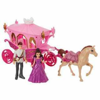 Carrosse de princesse BeToys