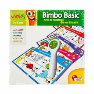 Jeu interactif avec stylo électronique Bimbo Basic BeToys