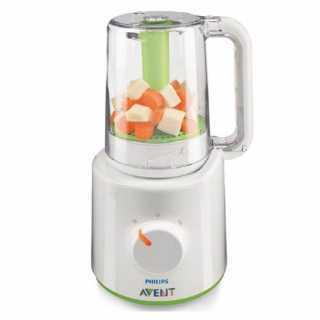 Robot cuiseur-mixeur 2 en 1 Philips Avent