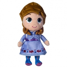 Peluche Anna Reine des Neiges 25,4 cm Disney