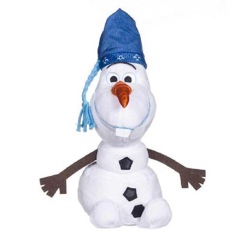 Peluche Olaf Reine des Neiges 25,4 cm Disney