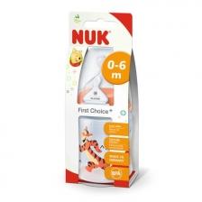 Biberon First Choice Winnie l'Ourson 150ml 0-6 mois Nuk