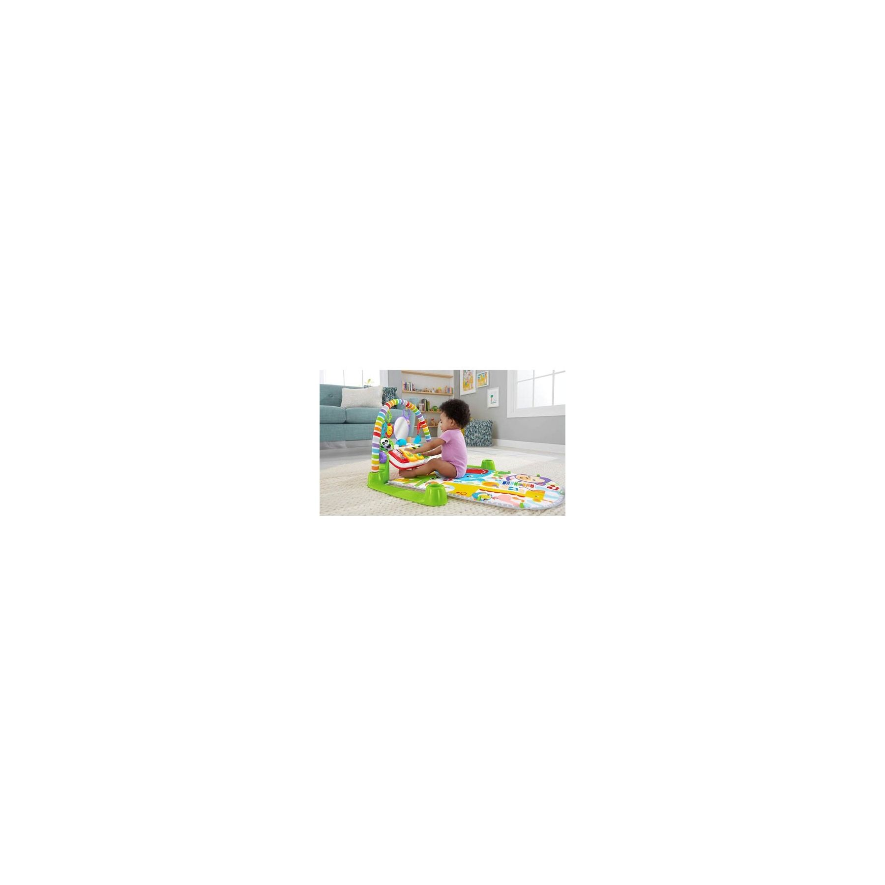 Tapis d'éveil Kick and Play Deluxe Fisher Price