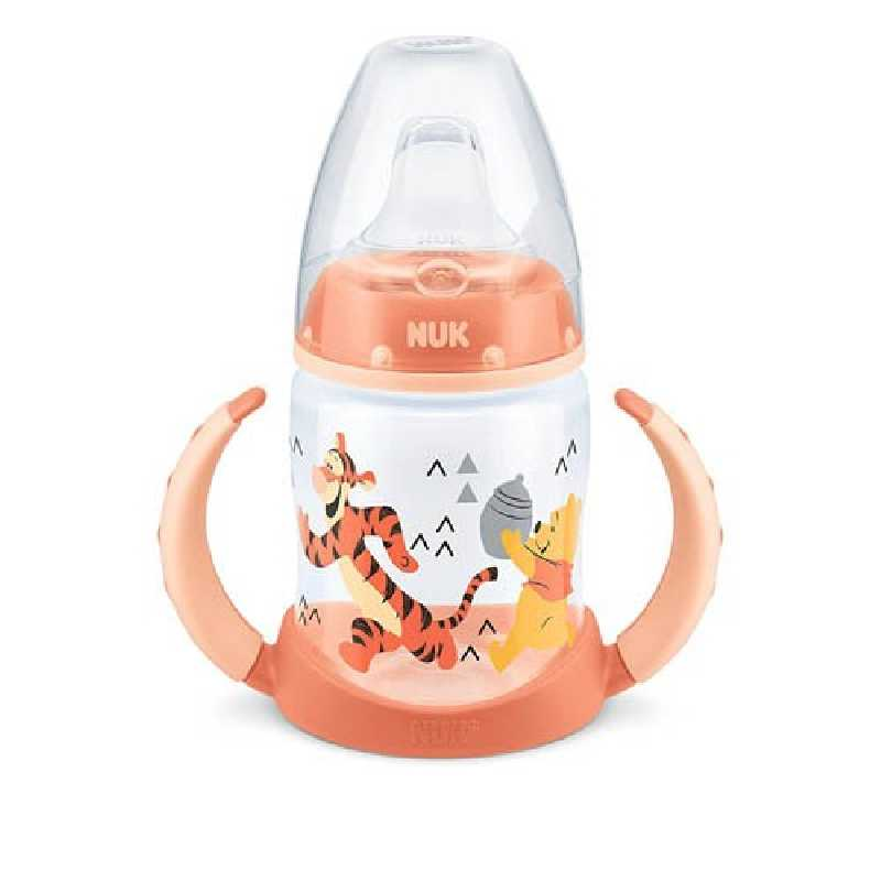 Biberon First Choice Winnie l'Ourson 150ml 6-18 mois Nuk