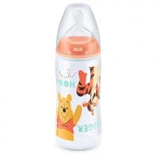 Biberon First Choice Winnie l'Ourson 300ml 0-6 mois Nuk