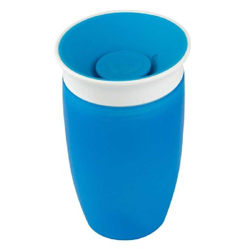 Tasse d'apprentissage 360° Miracle 296 ml Bleu Munchkin