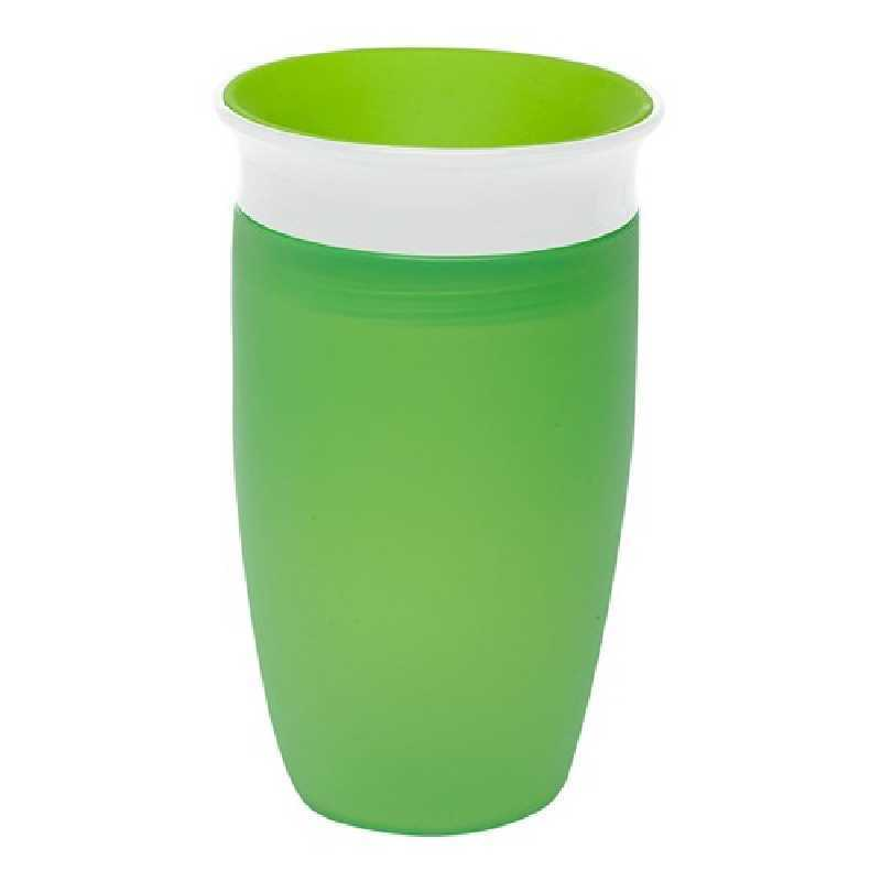 Tasse d'apprentissage 360° Miracle 296 ml Vert Munchkin