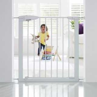 Barrière de Sécurité Easy Lock Blanche Munchkin