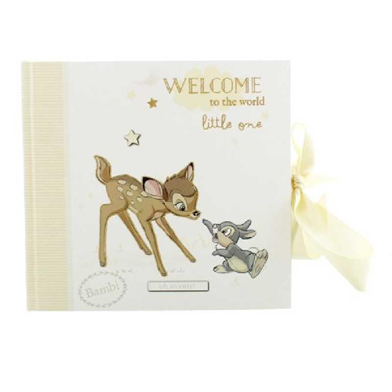 Photo d'album Les débuts magiques de Bambi Disney