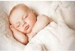 Le sommeil est bon pour le bien-être de votre bébé